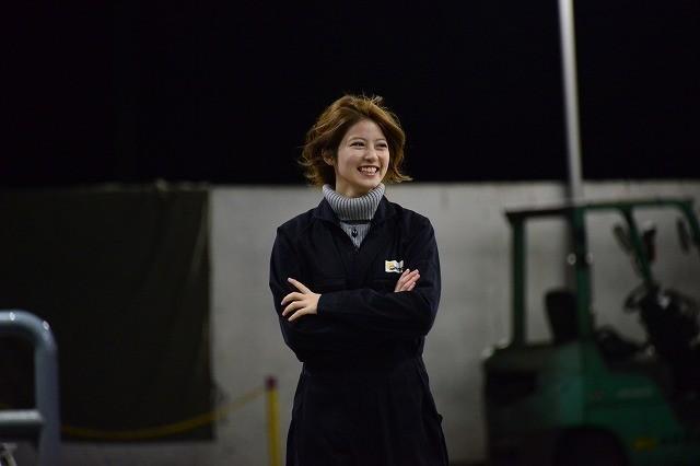 山田裕貴が演じる厚成の恋人役として出演