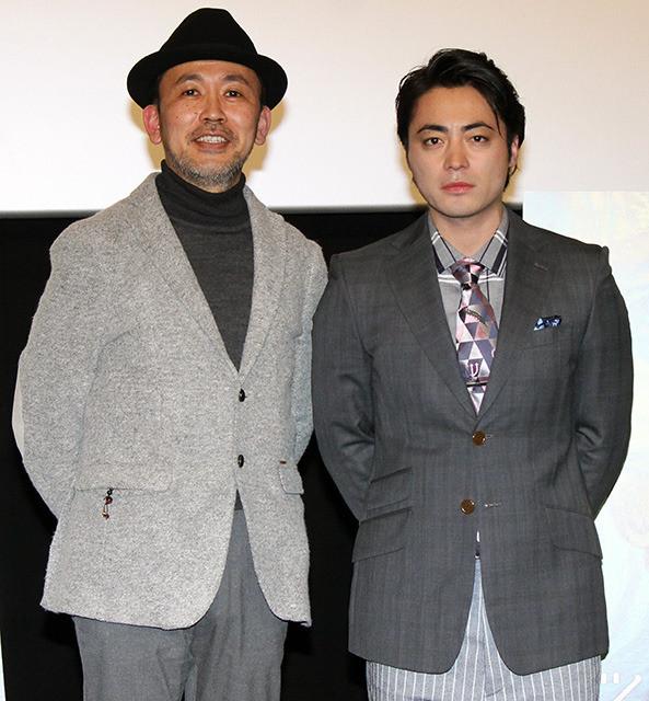 山田孝之「ひげで目がパッチリしていれば似ていると言われる」世間の風評に愚痴