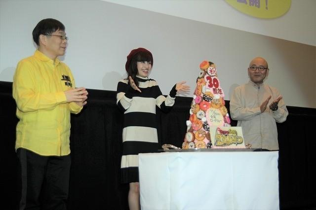 ももクロ・百田夏菜子、山寺宏一からゾロリ役奪う!?「怒られる~!」