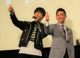 TAKAHIRO&登坂広臣、柳沢慎吾の「HiGH&LOW」加入にノリノリ「雨宮おじさん(笑)」