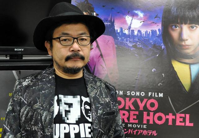 11月23日のフィルメックスでの上映後にはQ&Aに登壇する園子温監督