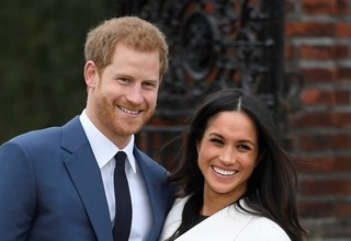 英ヘンリー王子と女優メーガン・マークルが婚約