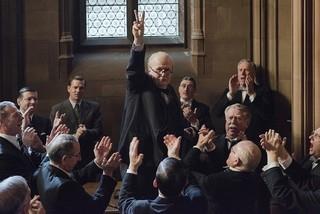英元首相ウィンストン・チャーチルの究極の決断描く伝記映画 2018年3月公開