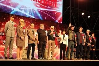今年で2年目!来日ゲストが開幕を祝福「スーパーマンIII 電子の要塞」