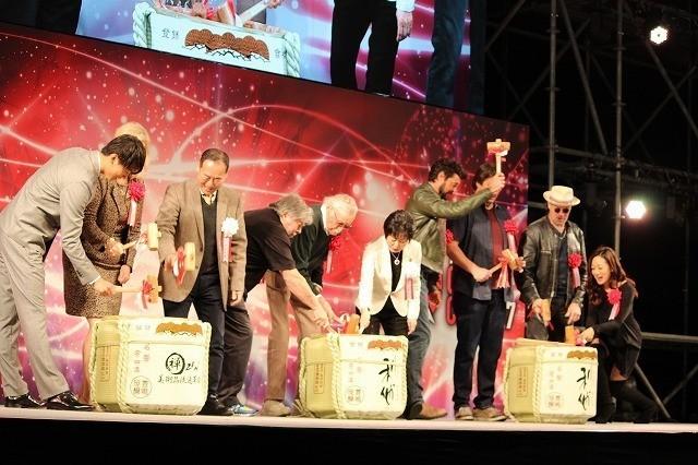 「東京コミコン2017」開幕! 竹内涼真、スタン・リーとの再会に「光栄です」