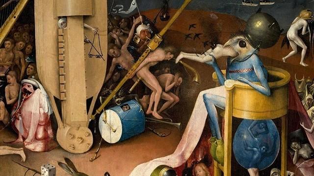 21世紀の人間も魅了するボスの絵画