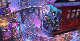 日本公開は2018年3月16日「リメンバー・ミー」