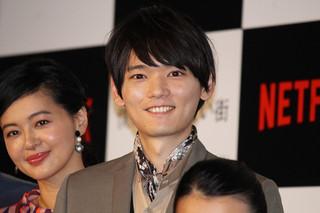 古川雄輝、停電のハプニングにも笑顔!主演ドラマ「僕だけがいない街」を猛アピール