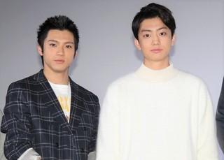 健太郎と山田裕貴「14の夜」
