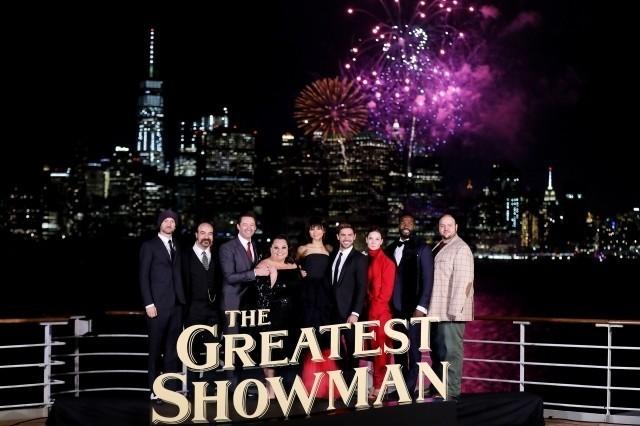 「グレイテスト・ショーマン」NYプレミア開催!H・ジャックマン「生まれたことを誇りに思える映画」