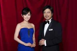 WOWOWのアカデミー賞生中継2018、司会はジョン・カビラ&高島彩が続投!