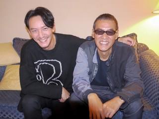 チャン・チェン&SABU監督、火鍋を食べながら始まった「MR.LONG ミスター・ロン」