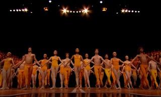 モーリス・ベジャール没後10年 「第九」の舞台裏を捉えたドキュメンタリー本編映像