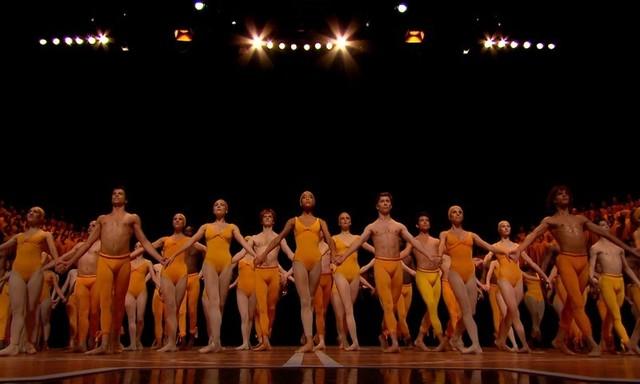 「ダンシング・ベートーヴェン」の一場面