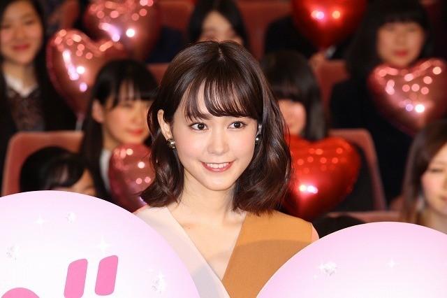 桐谷美玲、恋の悩みに一喜一憂! 2018年の指標は「マイペース」