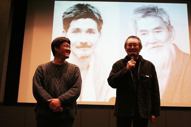 沖田修一監督と山崎努
