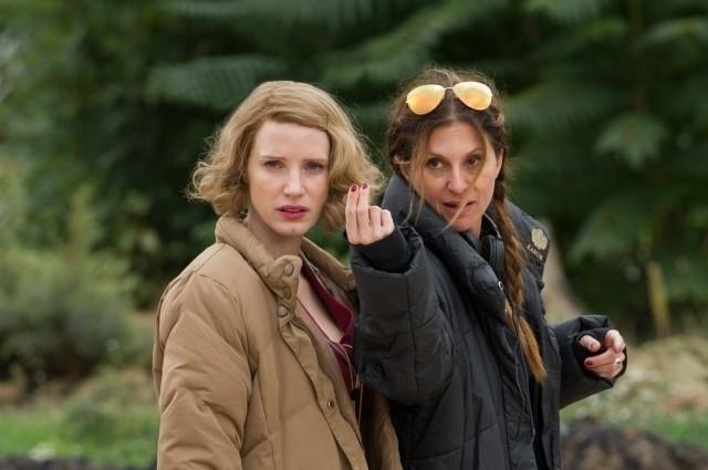 「ユダヤ人を救った動物園」監督、J・チャステインを絶賛「優れた女優すぎて言葉にできない」