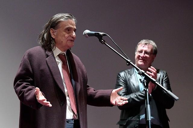 諏訪敦彦監督「ライオンは今夜死ぬ」パリプレミアでジャン=ピエール・レオと感動の再会!