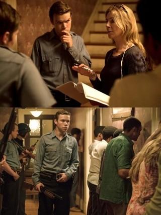 ウィル・ポールターが狂気の白人警官役「デトロイト」