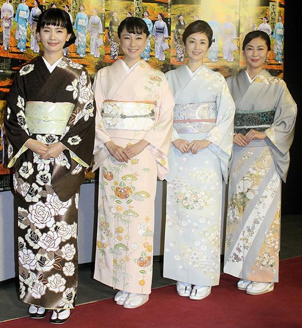 中山美穂「平成細雪」で共演の妹たちに感謝「ずっと続いていけばいい現場」 - 画像7