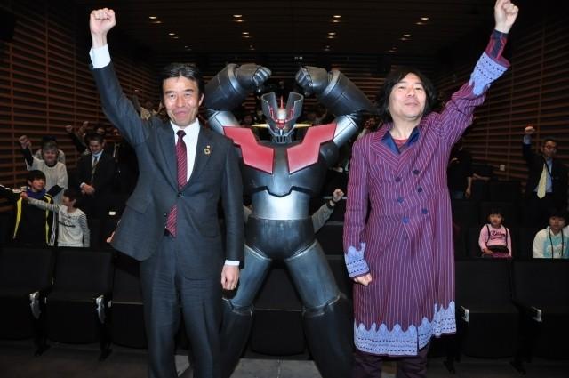 """「マジンガーZ」の劇中基地を見積もった男が劇場版を""""試算""""!"""