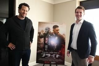 """「ブライト」製作コンビ、""""製作者ファースト""""Netflixは「映画産業の未来を描いている」"""