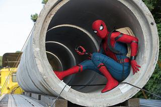 応募締切は2018年1月2日「スパイダーマン ホームカミング」