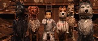 ウェス・アンダーソンの新作も犬映画!「南極物語」