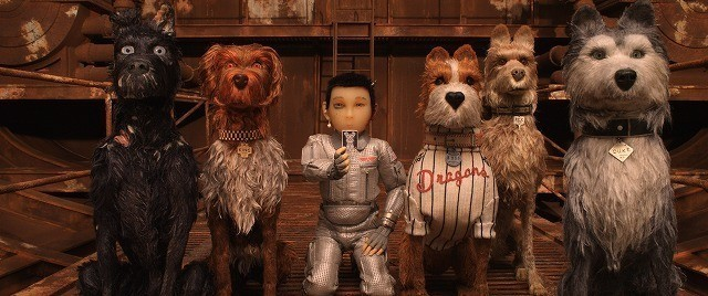 ウェス・アンダーソンの新作も犬映画!