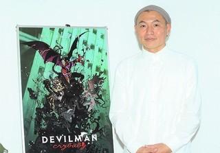 デビルマン」再アニメ化に挑んだ湯浅政明監督「デビルマン」