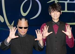 「風の色」古川雄輝、カードマジック生披露!Mr.マリックもラブコール