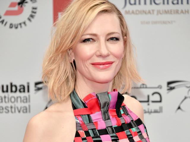 ケイト・ブランシェット、第71回カンヌ国際映画祭の審査委員長に就任
