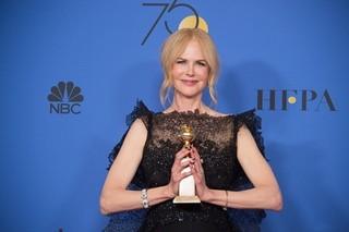 ゴールデングローブ賞テレビ部門は「ビッグ・リトル・ライズ」が最多4部門を受賞