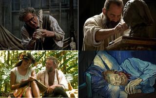 ゴッホ、ゴーギャン、ジャコメッティ…美の巨匠たちを映す作品が続々公開