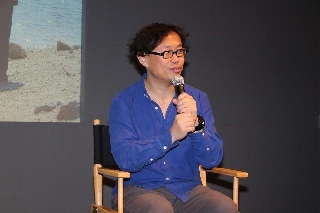 諏訪敦彦監督、岡田利規が感銘した特殊効果の使用は「子どもたちの影響大」