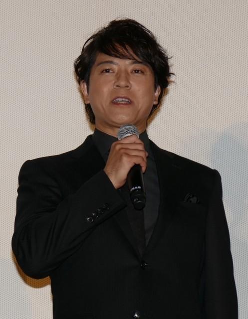 「ジオストーム」声優・上川隆也&山本耕史、ブルゾンちえみの声優ぶりに太鼓判 - 画像2