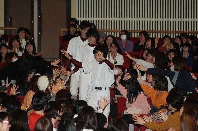 須賀健太、学生時代はキング・オブ・バカ?小関裕太&山本涼介にいじられる - 画像5