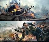 アジア歴代No.1ヒット作「戦狼」本編映像公開!戦車VS戦車の壮絶バトルが展開