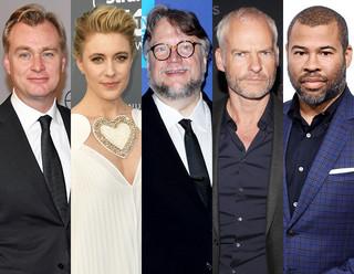 米監督組合賞ノミネート発表 C・ノーラン、G・デル・トロらが候補に