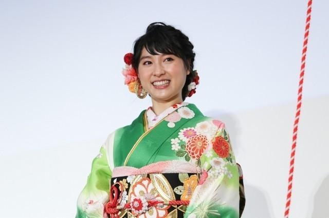 土屋太鳳、「8年越しの花嫁」公開劇場にお忍び来場!生の声聞き自信新たに