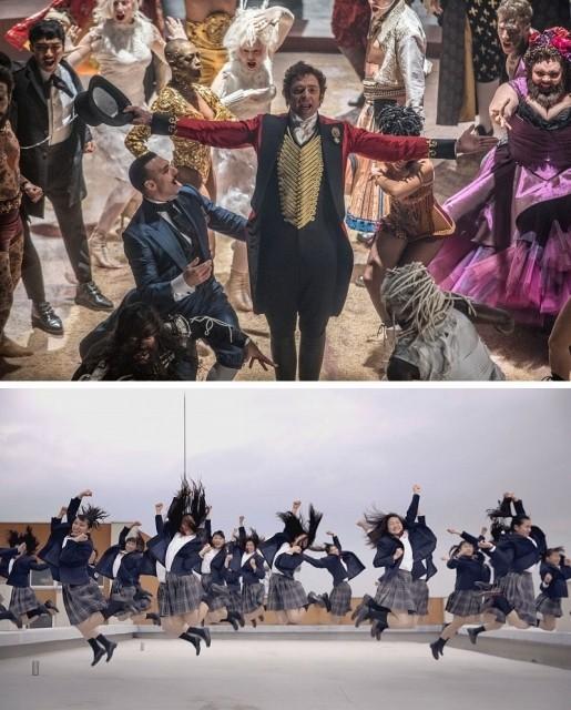 バブリーダンスの登美丘高校ダンス部がGG賞受賞曲を踊る!コラボPV公開