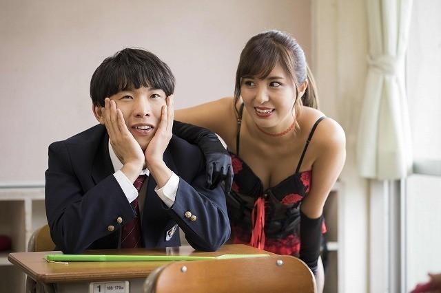 岡田和人「天使じゃないッ!」が実写映画化!吉崎綾&柳いろはがダブル主演 - 画像1