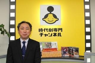 インタビューに応じた宮川朋之氏 同チャンネルは20周年に突入する「小ぬか雨」