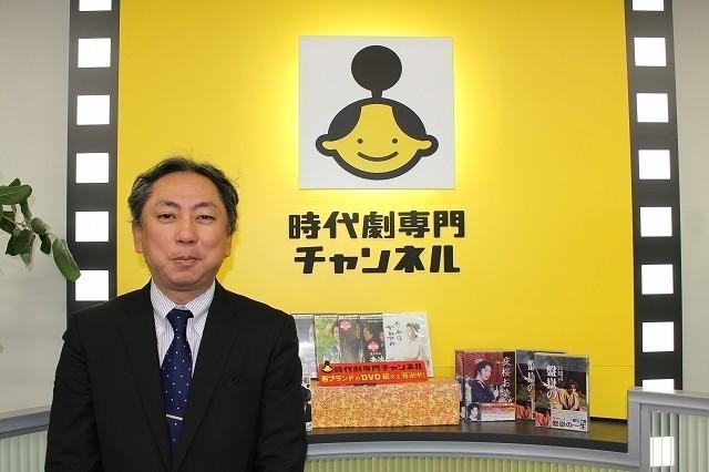 インタビューに応じた宮川朋之氏 同チャンネルは20周年に突入する