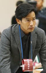竹野内豊、テレ東ドラマ初主演!「ミッドナイト・ジャーナル」で新聞記者役に初挑戦