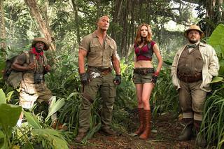 V3の「ジュマンジ ウェルカム・トゥ・ジャングル」「ジュマンジ ウェルカム・トゥ・ジャングル」