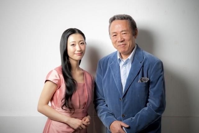 """小林稔侍&壇蜜「星めぐりの町」はこれまで以上に""""自分自身""""が投影された映画"""