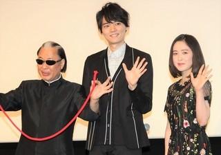 """古川雄輝「きてます!」Mr.マリック直伝""""愛のハンドパワー""""披露"""