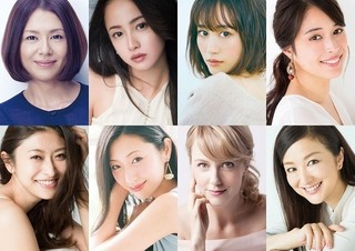 小泉今日子、食とセックス描く「食べる女」主演!沢尻エリカ、前田敦子らと共演