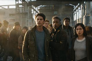 【全米映画ランキング】「メイズ・ランナー 最期の迷宮」がV C・ベール主演の西部劇が3位に